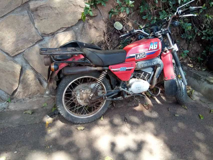 Yamaha AG 100 (Easter special) 0