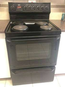 Defy Stove/Oven and Extractor Fan
