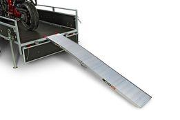 Складная заездная рампа для мотоцикла ( заездной трап )