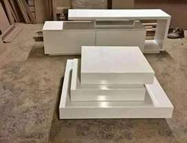 TV stands and coffee tables