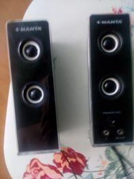Głośniki komputerowe MANTA