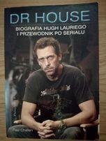 Paul Challen:Dr House. Biografia Hugh Lauriego i przewodnik po serialu