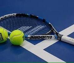 Тренер теннис большой