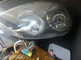 Golf 5 projector lights