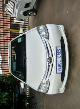 A nice Toyota Etios very perfect for business and private use as well