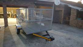 Custom trailers for sale