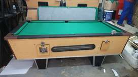 Pool table second hand