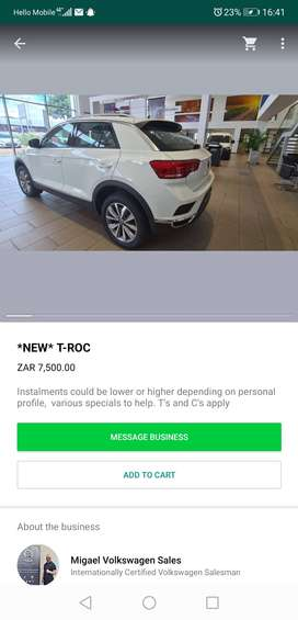 Looking for a new car!!