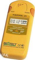 Аренда дозиметра Терра - П. 75 грн/сутки.