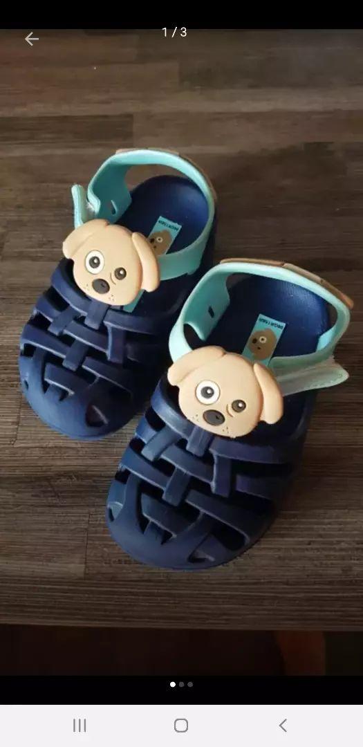 Ipanema sandali št. 21 0