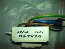 Модуль фильтра питания для стиральной машинки Daewoo DWD-8011A