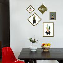 Naklejki na ścianę Obrazy WS-0320