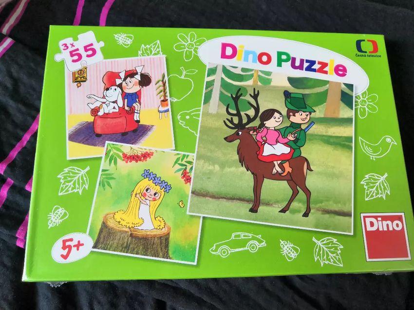 Dětské Puzzle 0