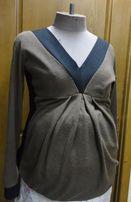 Продам джемпер с V- образным вырезом для беременной девушки.