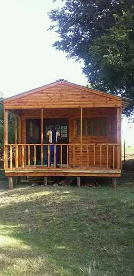 Wendy houses and home logs