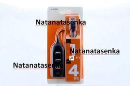USB хаб 4 порта P4000 разветвитель hab
