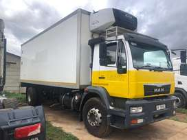 MAN TGM 15.220 Fridge Truck