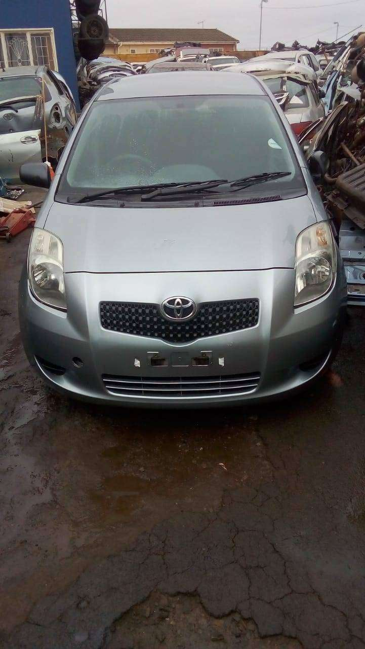 Toyota Yaris 1.3 T3 2NZ 2007 STRIPPING FOR SPARES. 0