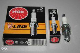 Свечи зажигания NGK V-Line №2