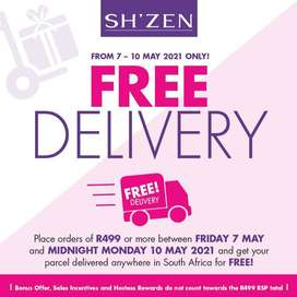Shzen May Specials