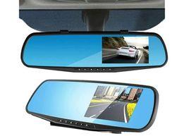 Lusterko wsteczne z kamerą FULL HD i wyświetlaczem LCD. Prowadząc samo
