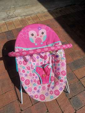 Baby bathing chair, bouncer and jumper