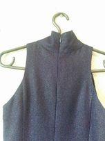 Вечернее платье длинное с разрезом, сшитое на заказ 42-44