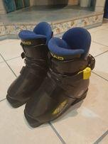 Buty narciarskie dziecięce HEAD 16.5 cm