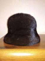 Продам женскую норковую шапку