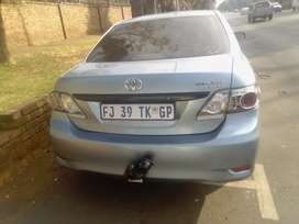 Toyota Corolla 1.6 Quest Automatic For Sale