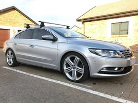 Stunning 2013 VW CC 2.0 TDI DSG blue motion for sale