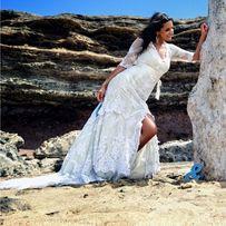 Koronkowa suknia ślubna Cymbeline Paris