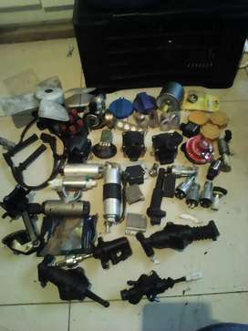 Selling all car electrical parts