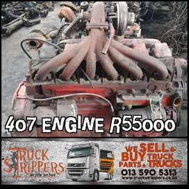 407 ENGINE FOR SALE