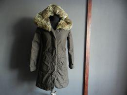 CARRY kurtka /płaszcz z kapturem XS