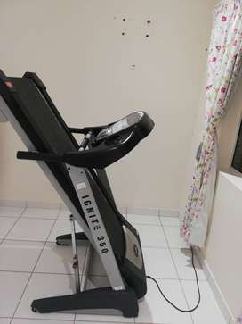 Trojan ignite 350 treadmill