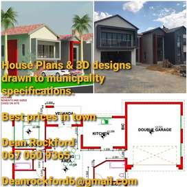 HOUSE PLANS and Architectural drawings