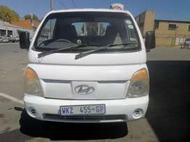 Hyundai H100 2.5 manual