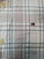 Koszula Tommy Hilfiger r. L, z krótkim rękawem