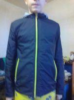 Куртка демисезонная для мальчика подростка. Рост 158-164