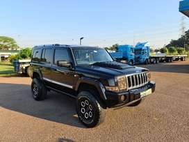 2007 JEEP COMANDER 3.0 CRD DIESEL LIMITED AUTO 4X4 4WD