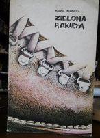 Zielona rakieta Halina Rudnicka /1