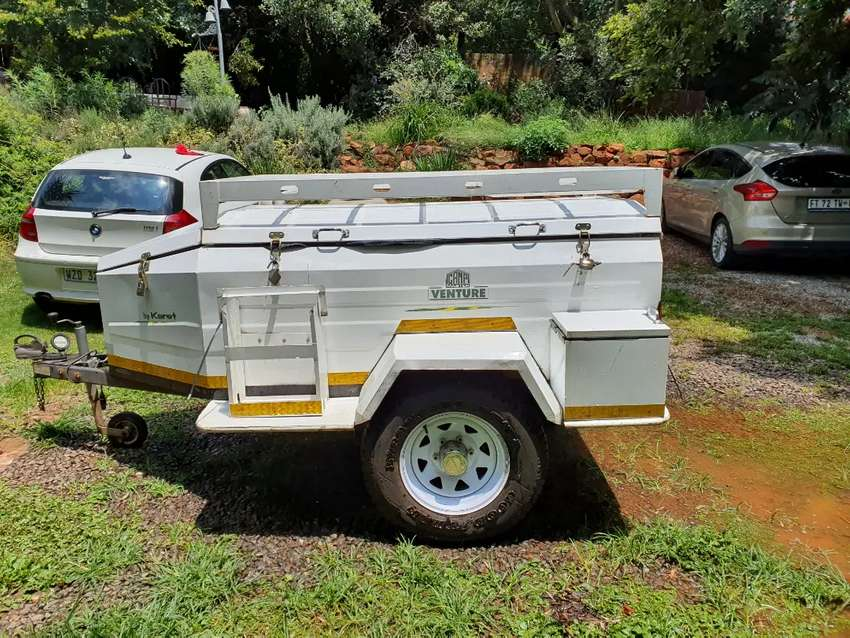 Campmaster 4x4 Trailer 0