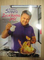 Książka kucharska Życie kocha jeść. Nowa Prezent.