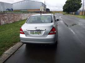 Good Nissan tiida for sale