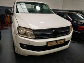 2012 Amarok 2.0tdi 4x4 single cab