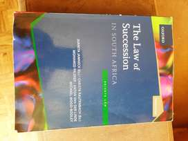 UNISA LAW BOOKS FOR SALE