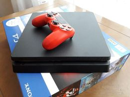 Playstation 4 Slim прокачаная + 20 игр на ВЫБОР