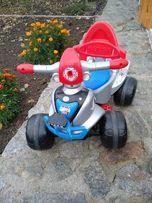 Детский электромобиль-квадроцикл INJUSA, до 5 лет