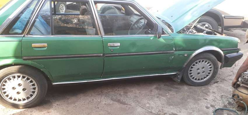 Toyota Cressida now stripping for spares. 0